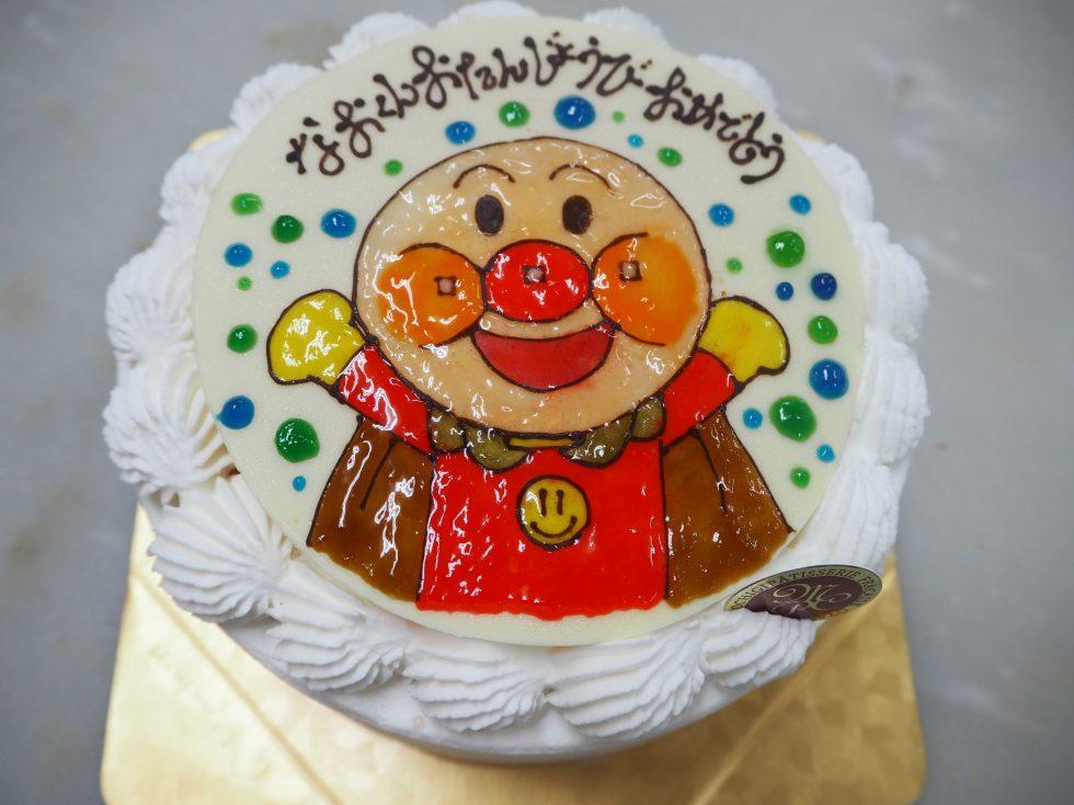 イラストケーキ(数量限定)