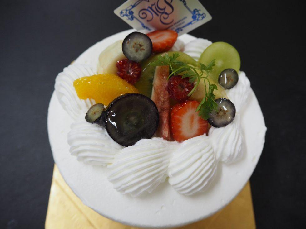 フルーツ・ショートケーキ